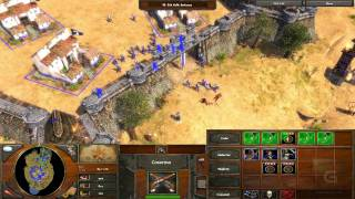 Age of Empires III gameplay completo walkthrough parte 1 in italiano ITA HD 720p