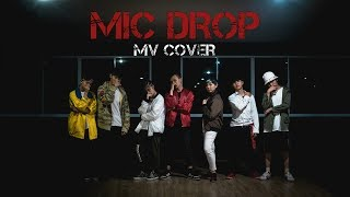 Video BTS (방탄소년단) 'MIC Drop (Steve Aoki Remix)' Official MV Dance Cover (INDONESIA) download MP3, 3GP, MP4, WEBM, AVI, FLV Agustus 2018