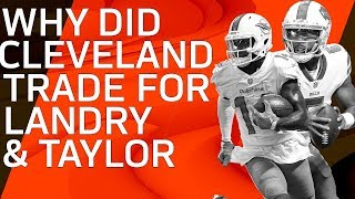 Why Did the Browns Trade for Tyrod Taylor & Jarvis Landry & Are They Long Term Solutions? | NFL thumbnail