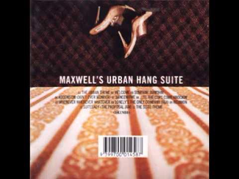 Maxwell Fortunate Album Version