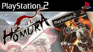 HOMURA PS2 gameplay - Playstation 2 Shmups #2