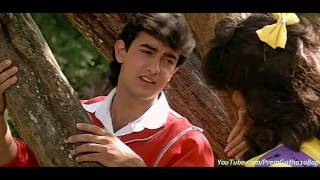"""Mujhe Neend Na Aaye"" ~ ""Dil"" ( movie 1990) HQ sound"