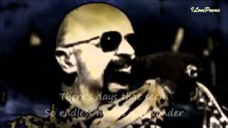 Halford - Twenty Five Years (with lyrics)