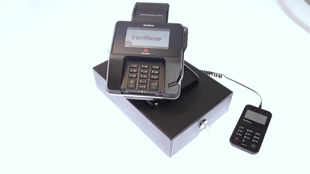 VERIFONE MX 915 INSTALLATION MANUAL Pdf Download
