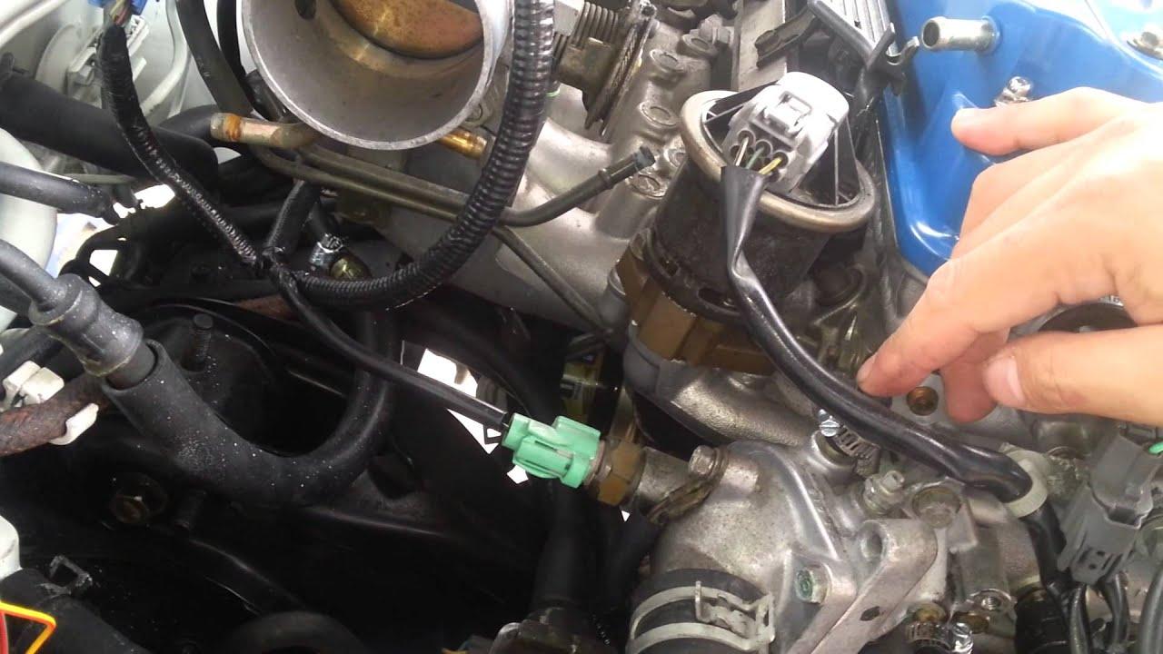 92 Honda Prelude Engine Wiring Diagram