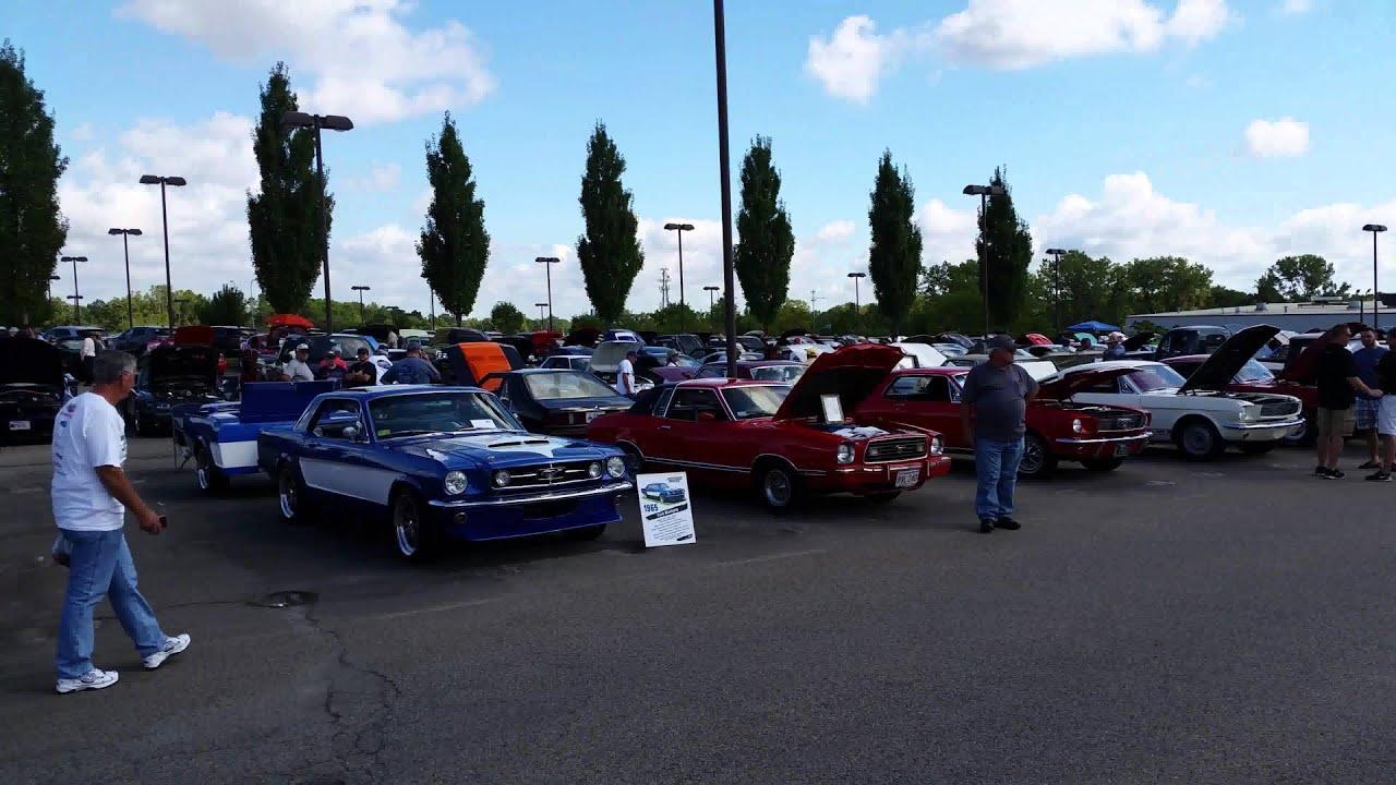 TASCA Ford Th Annual Car Show Via SmokinStangs YouTube - Tasca ford car show 2018