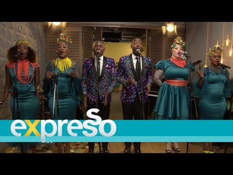 Joyous Celebrations performs 'Holy the Angels' | 19 May 2017
