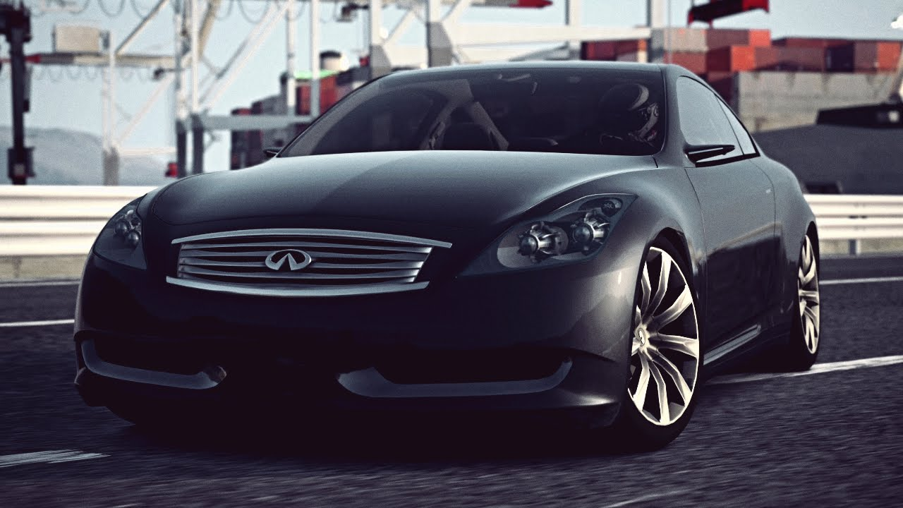 100 ideas infiniti coupe concept on ourustours gt6 infiniti coupe concept 06 exhaust comparison youtube vanachro Image collections