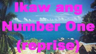 Ikaw Ang Number One (reprise) (faithmusic manila)