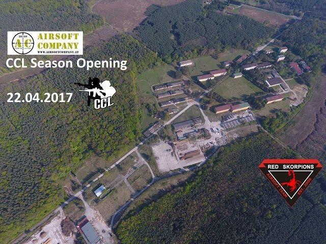 Airsoft Game - 22.04.2017 Season Opening CCLenti
