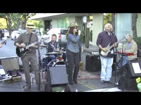 Mustang Sally (Wilson Pickett) - Performed by BLUE with Claudia Conrad