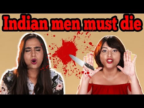 INDIAN FEMINAZIS | CaptainJamV
