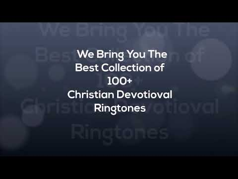 Christian Devotional Ringtone - 2018 Best Collection - HD Mp3 Download