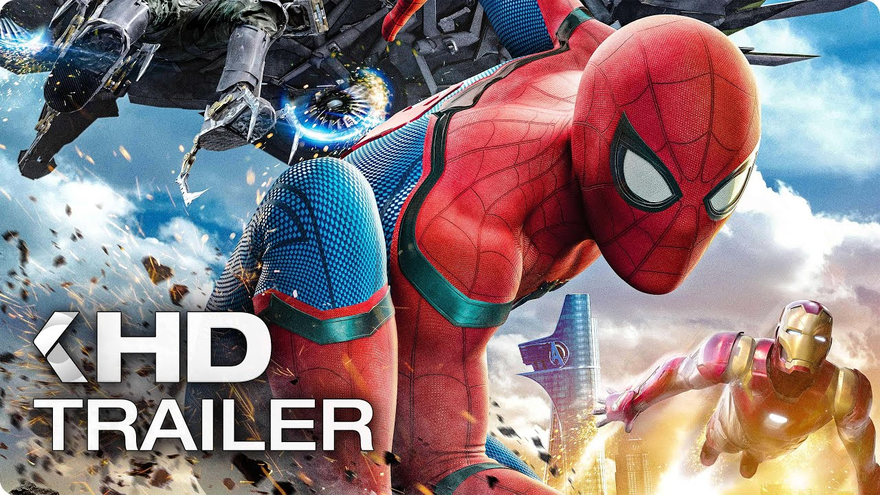 Spider Man Homecoming All Trailer Clips 2017 Youtube Op Celana 62um3 003 051 Spiderman