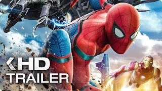Spider-man: homecoming all trailer & clips (2017)