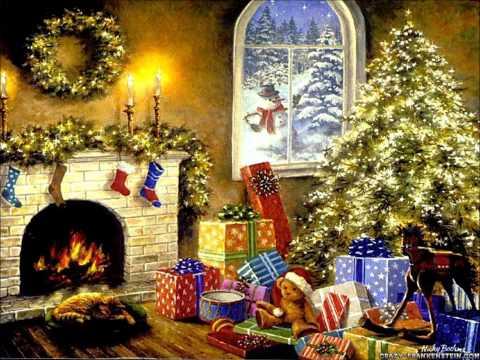 Two Step Around the Christmas Tree - YouTube