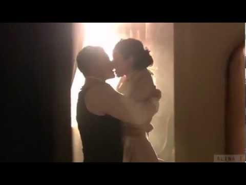 Любовная сцена - Миша и Циля.. Однажды в Одессе