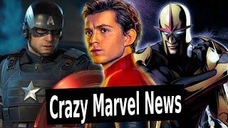 Avengers Game Updates, Nova in Endgame, & Spider-Man Re-release Info