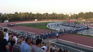 Eastern Mediterranean University graduation ceremony 2014