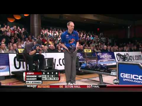 Bowling - PBA Tournament Of Champions 2011 (01-22-2011)