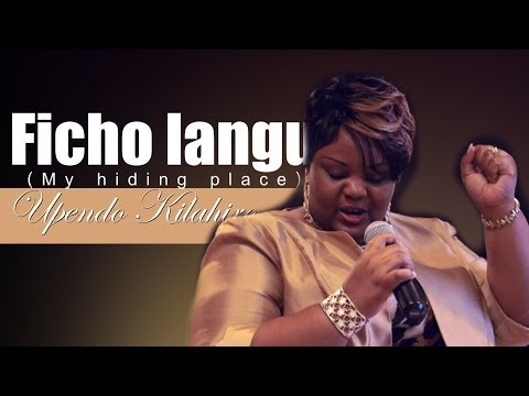 UPENDO KILAHIRO (Mama G) :Ficho langu (My hiding place) audio from album FICHO LANGU