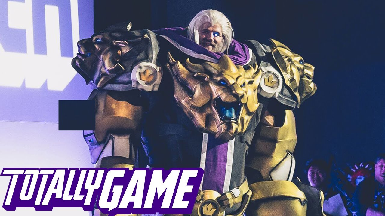 Epic Overwatch Suit Wins Gamer $15,000 | TOTALLY GAME