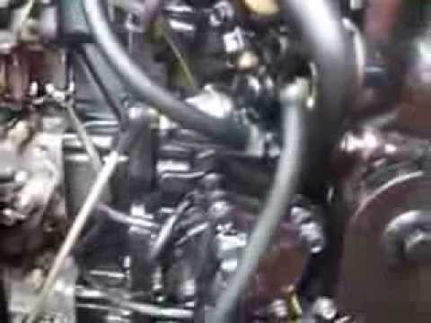 Mercury Black Max Motor that is Blown Faulty Oiler