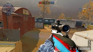 Warface Random Moments Steyr Scout Avalanche Camo #12