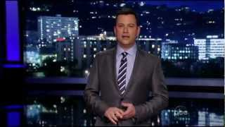 """Jimmy Kimmel"" - Aengus Mac Grianna RTÉ News Blooper"
