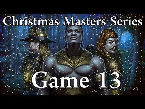 Age of Rajas: Christmas Masters Series - Game 13