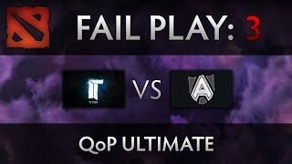dota 2 ti4 fail play titan vs alliance qop ultimate