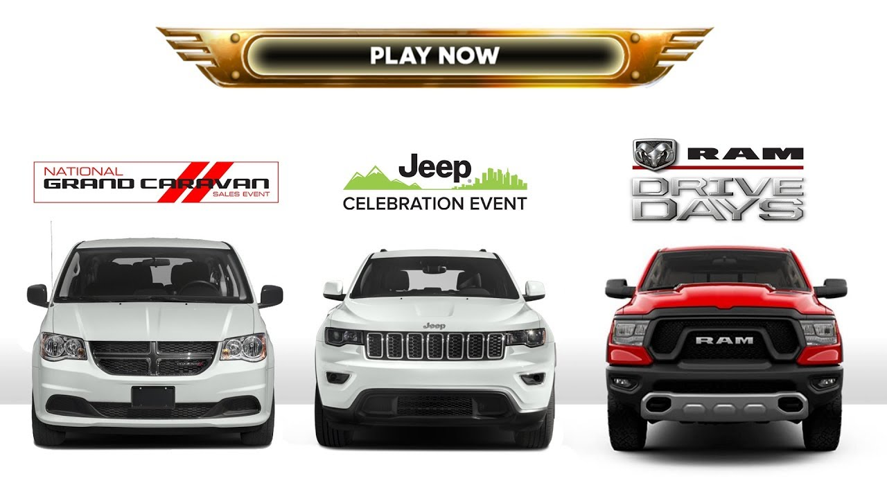 Courtesy Chrysler Dodge Jeep Celebration And RAM Drive Days