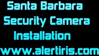 Do you need a security camera system installed?