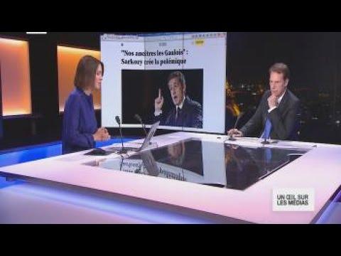 """Nos ancêtres les Gaulois"" : Nicolas Sarkozy crée la polémique"
