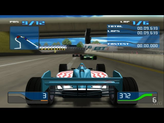 Driven PS2 Gameplay HD (PCSX2)