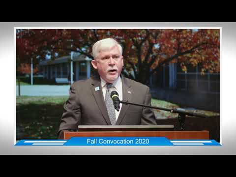 Middlesex County College Fall Convocation 2020