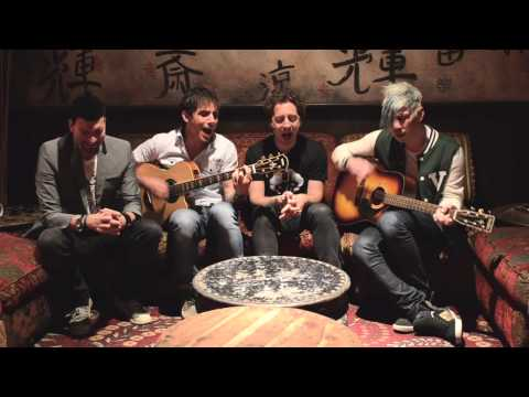 ATP! Acoustic Session: Marianas Trench - Fallout