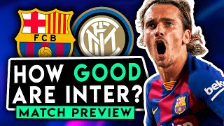 Can Inter Milan to EXPOSE Barcelona? (Barcelona vs Inter Milan Match Preview)