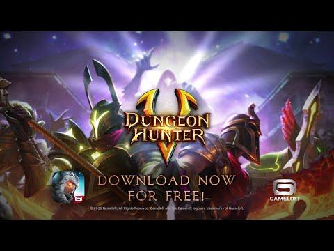 Dungeon Hunter 5 - CO-OP Update Launch Trailer