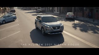 homepage tile video photo for 2021 Nissan Rogue | Say It Your Way