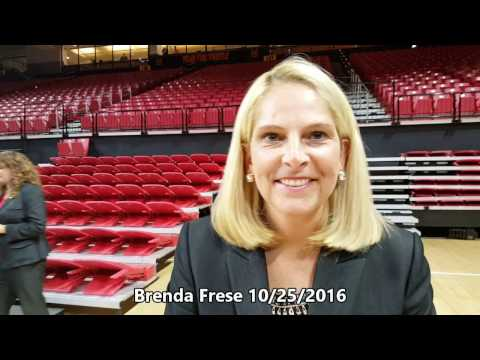 Brenda Frese on recruiting to Maryland Basketball