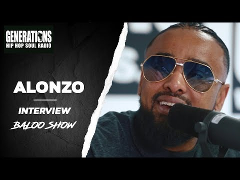 Alonzo - Interview BalooShow : son album, ''Assurance vie'', ''Stone ou pas?''.