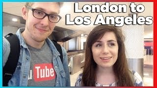 From London to Los Angeles! | Evan Edinger Travel