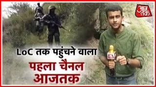 exclusive on the loc india trying to give a befitting reply to pakistani forces