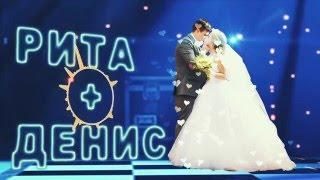 Свадебное 3D-фото. Рита и Денис - свадьба на миллион. Ухта