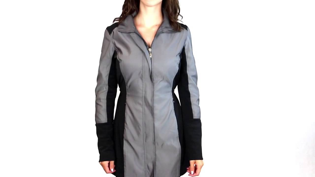 Designer Jacket - City Slick Long - YouTube