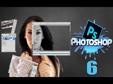Как работать и пользоваться инструментами в программе adobe photoshop cs6