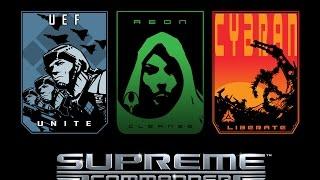 Supreme Commander Storyline