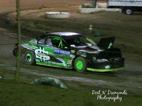 9/1/18 IMCA Stock Car Canyon Speedway Park Main Event