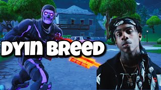 """Fortnite Montage """"Dyin Breed"""" Polo G"""